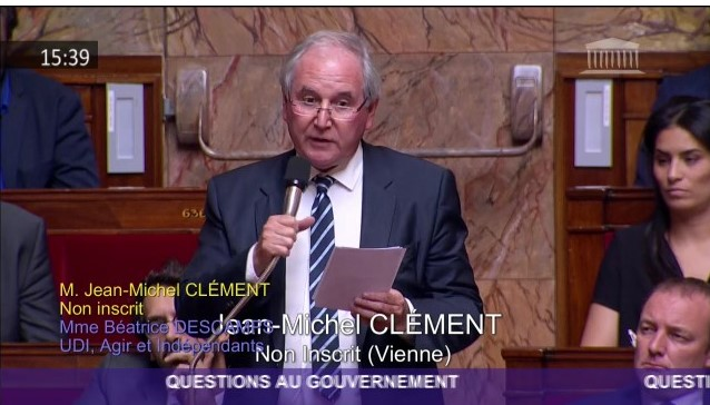 Intervention de Jean-Michel CLÉMENT dans l'hémicycle